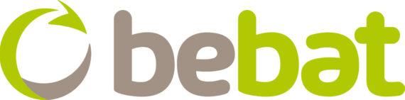 Bebat logo CMYK